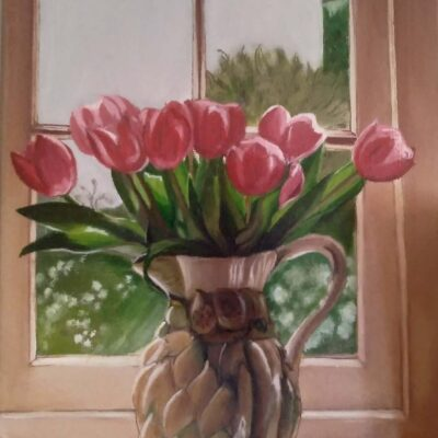 Red tulips (2019)-min